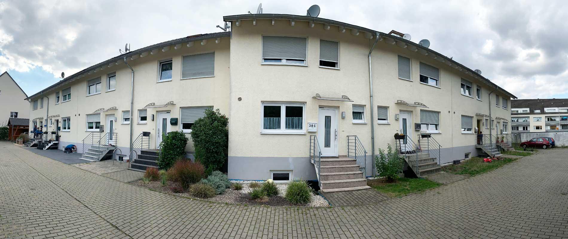 Bau Invest GmbH Reihenhäuser